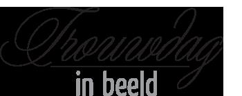 Logo Trouwdag in Beeld